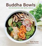 Boek cover Buddha Bowls van Kelli Foster