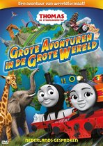 Thomas De Stoomlocomotief - Grote Avonturen In De Grote Wereld