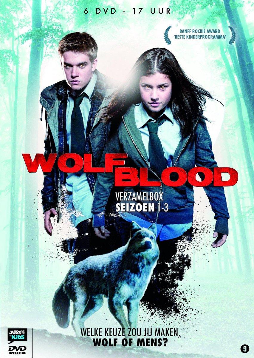 Wolfblood Box - Seizoen 1 t/m 3 - Tv Series