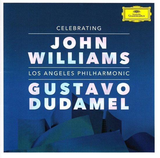 CD cover van Celebrating John Williams van Gustavo Dudamel