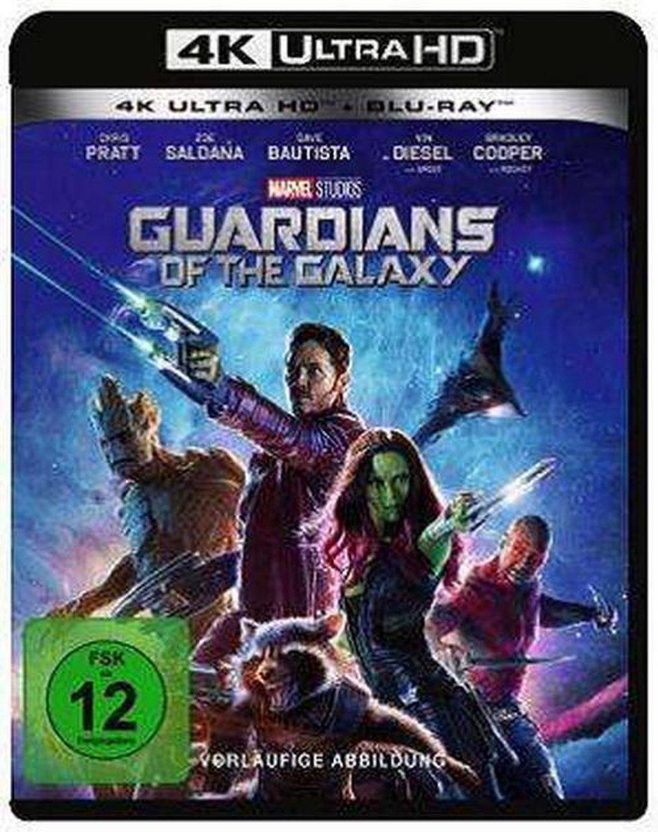 Guardians of the Galaxy (Ultra HD Blu-ray & Blu-ray)-