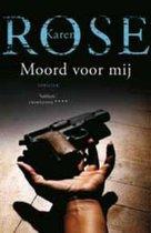 Boek cover Moord voor mij van Karen Rose