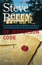 Cotton Malone  -   De Jefferson code