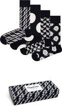 Happy Socks Volwassenen Unisex 4stuk(s)Sokken Maat 41-46