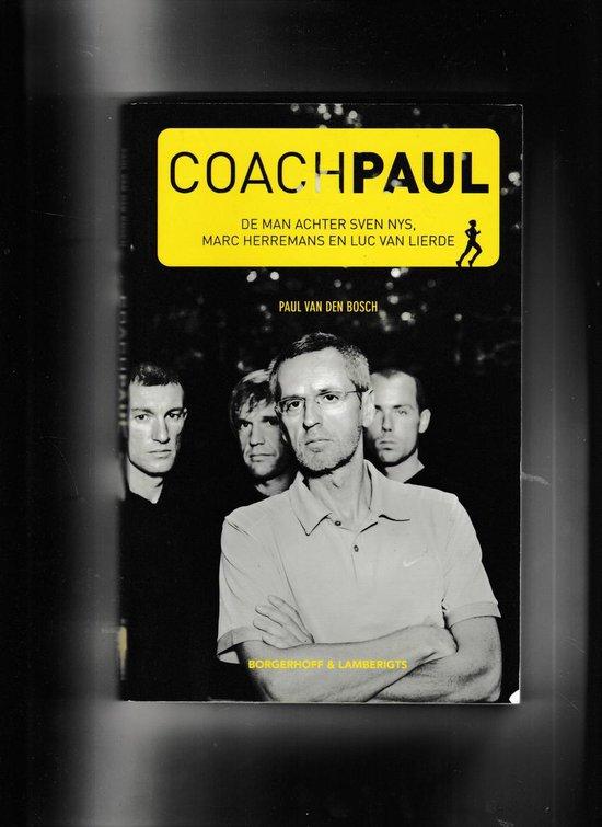 Coach Paul - Paul Van Den Bosch |