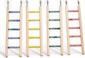 Houten Ladder Pedicure, 5 Treden
