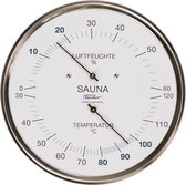 Fischer | Sauna thermohygrometer ø 160 mm