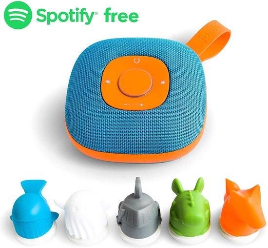 Jooki Muziekspeler met 5 Figuren - Spotify, Deezer & MP3