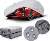 Luxe Autohoes - Beschermhoes Afdekhoes - Universele Cover Hoes - Regenhoes Afdekzeil - UV Resistant - Waterdicht - PEVA - Maat M