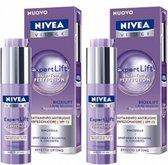 Nivea Visage Expert Lift Skin Tone Perfection 50ml Anti-Wrinkle Treatment(2 STUKS)
