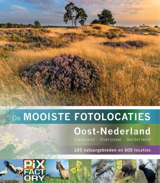 De mooiste fotolocaties 2 - De mooiste fotolocaties: Oost-Nederland - none |