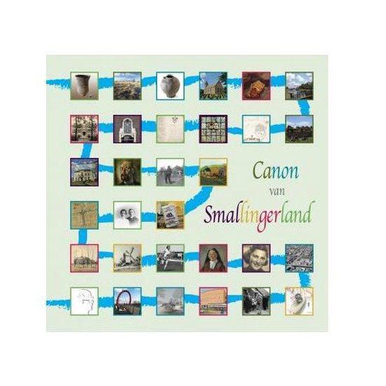 Canon van Smallingerland - Jos van der Wal pdf epub