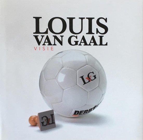 Boek cover Louis van Gaal, Biografie & Visie van Louis van Gaal (Hardcover)