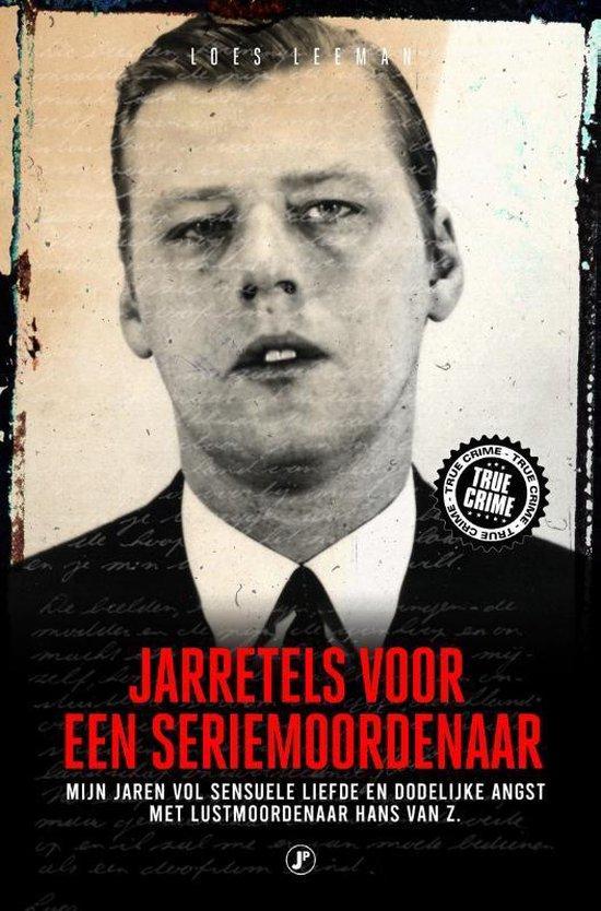 Boek cover Jarretels voor een seriemoordenaar van Loes Leeman (Paperback)