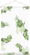 Textielposter Botanisch Bladpatroon 5 - 40 x 70 cm