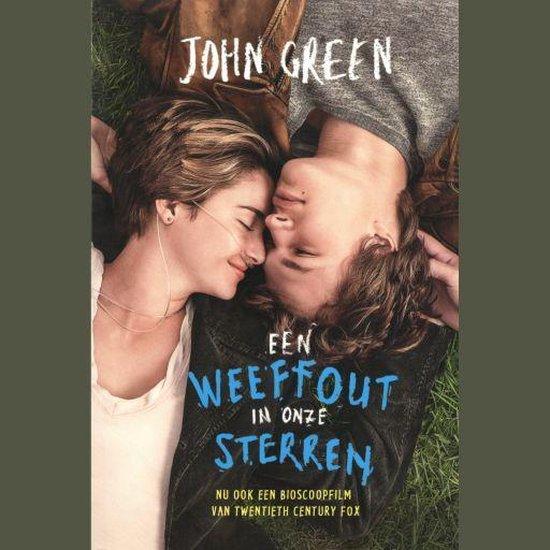 Een weeffout in onze sterren - John Green | Readingchampions.org.uk