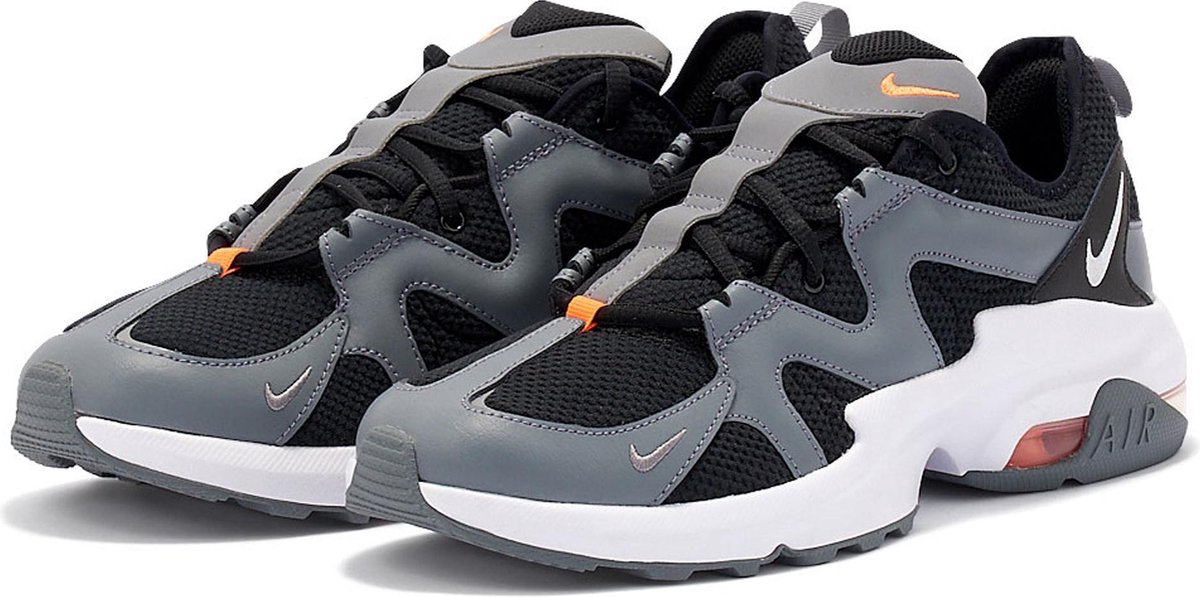 Nike Air Max Graviton Heren Sneakers BlackWhite Cool Grey Total Orange Maat 45