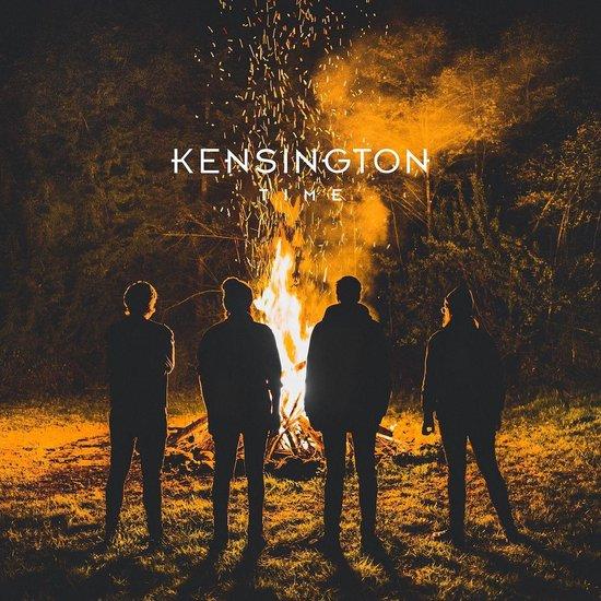 CD cover van Time van Kensington