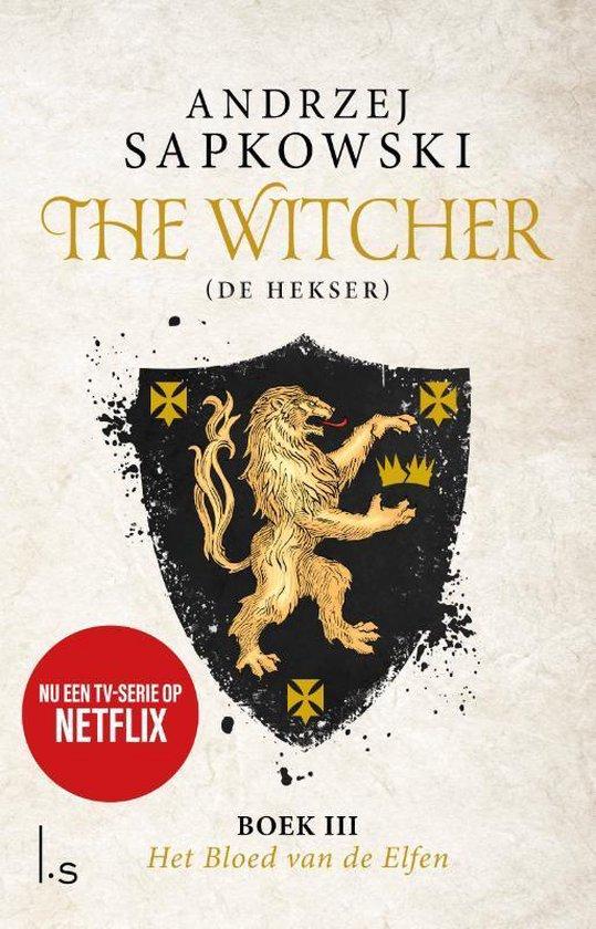 Boek cover The Witcher 3 - Het Bloed van de Elfen van Andrzej Sapkowski (Paperback)