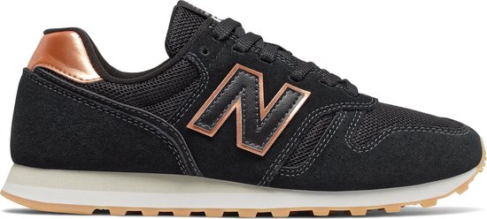 New Balance WL373 B Dames Sneakers - Black - Maat 40