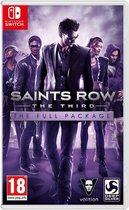Saints Row: The Third - The Full Package - Switch