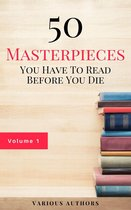 Boek cover 50 Masterpieces you have to read before you die Vol: 1 van Joseph Conrad (Onbekend)