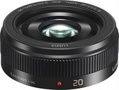 Panasonic Lumix G 20mm F1.7 II ASPH - geschikt voor alle MicroFourThirds systeemcamera's
