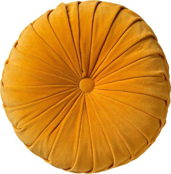 Dutch Decor Sierkussen Kaja 40 cm Golden Glow