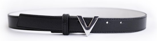 Valentino Divina Kledingriem - Zwart - Maat L (120 cm)