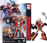 Transformer Power of the primes Wreck-Gar