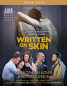 Written On Skin Lessons In Love And Violence (Blu-ray)