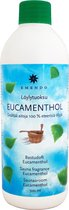 """Eucamenthol"" opgiet eucalyptus en menthol kristallen"