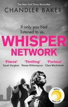 Omslag Whisper Network