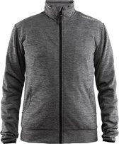Craft - Heren Leisure Jacket Grijs Melange - XL