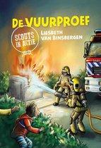 Scouts in actie 3 -   De vuurproef