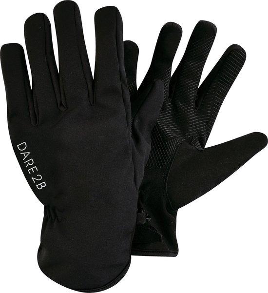 Dare2b -Pertinent  - Handschoenen - Unisex - MAAT L - Zwart