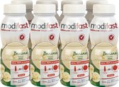 Modifast Intensive Drink Maaltijdvervanger - Banaan - 8 x 236 ml