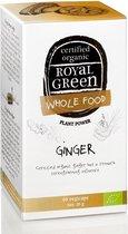 Royal Green Ginger (gember)