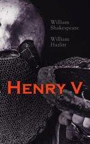 Boekomslag van 'Henry V'