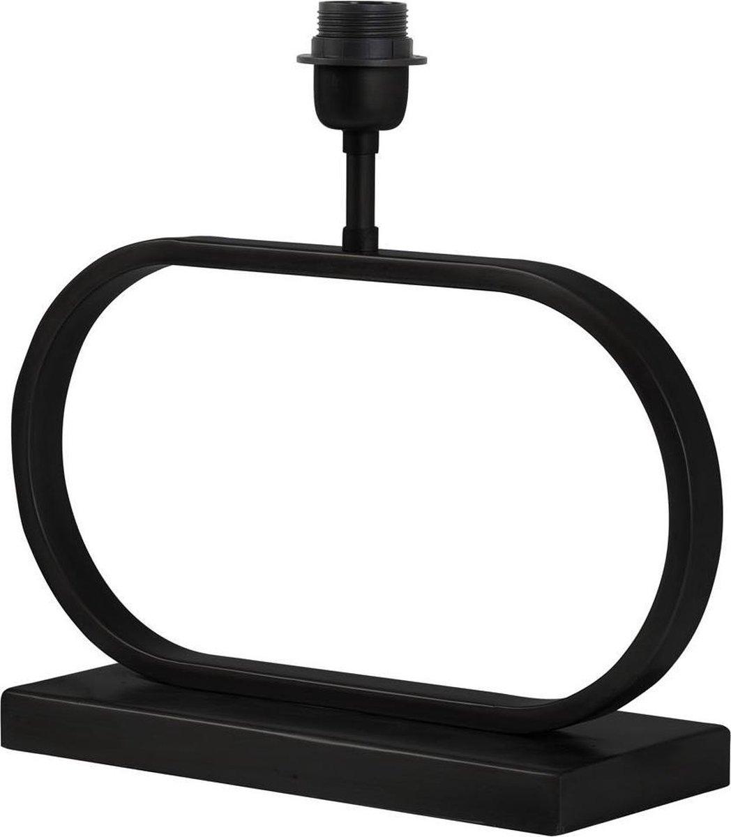 Lampvoet 37x13x29 cm JAMIRO mat zwart