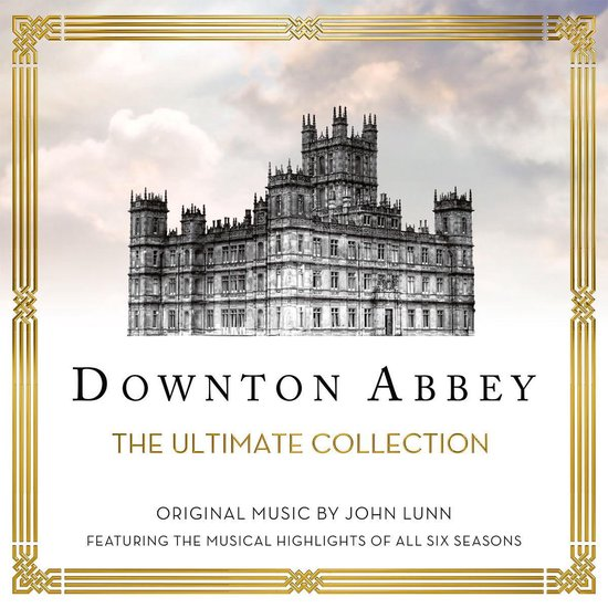 Chamber Orchestra Of London The - Downton Abbey - The Ultimate Collec