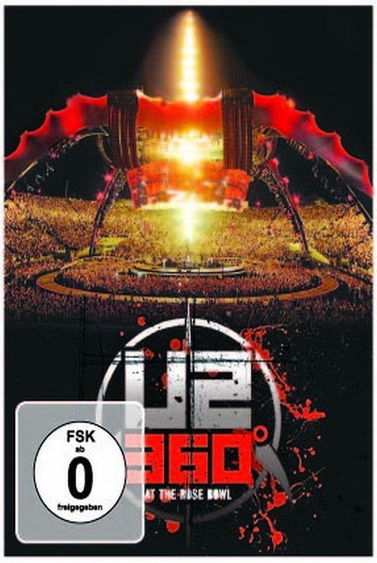 Cover van de film '360 - At The Rose Bowl'