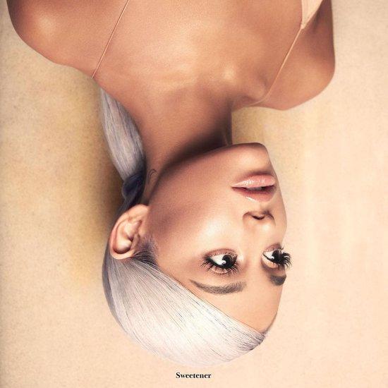 CD cover van Sweetener van Ariana Grande