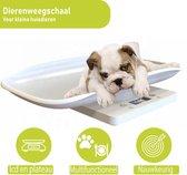 Dierenweegschaal Puppy Kitten Keukenweegschaal digitaal Weegschaal - 10 kg - Keuken Weegschaal met Kom - Precisie Weegschaal - Kleine Weegschaal
