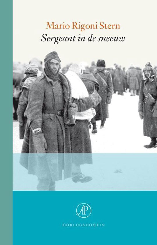 Oorlogsdomein - Sergeant in de sneeuw - Mario Rigoni Stern pdf epub