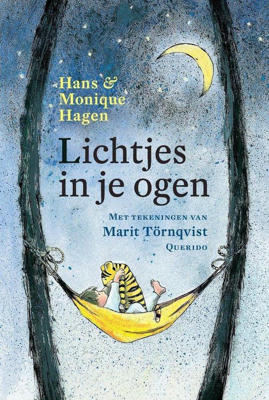 Boek cover Lichtjes in je ogen van Hans Hagen (Hardcover)