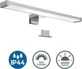 B.K.Licht - 40cm - LED Spiegellamp badkamer