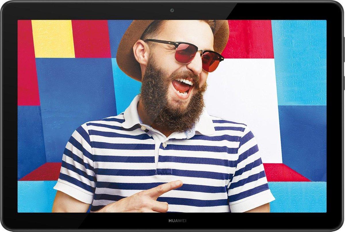 Huawei MediaPad T5 16 GB 25,6 cm (10.1) Hisilicon Kirin 2 GB Wi-Fi 5 (802.11ac) Android 8.0 Zwart