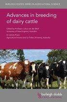 Boek cover Advances in breeding of dairy cattle van Prof Filippo Miglior (Onbekend)