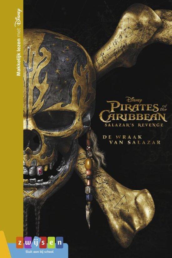 Makkelijk lezen met Disney - Pirates of the Caribbean De wraak van Salazar - none  
